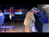 وزير الداخلية يكرم 138 من أسر شهداء الشرطة.