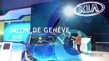 Kia Niro: restylé, ah bon? - Vidéo en direct du salon de Genève 2019