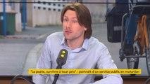 """""""La Poste oscille aujourd'hui entre mission de service public et rentabilité"""", Yoann Gillet journaliste, réalisateur, producteur"""