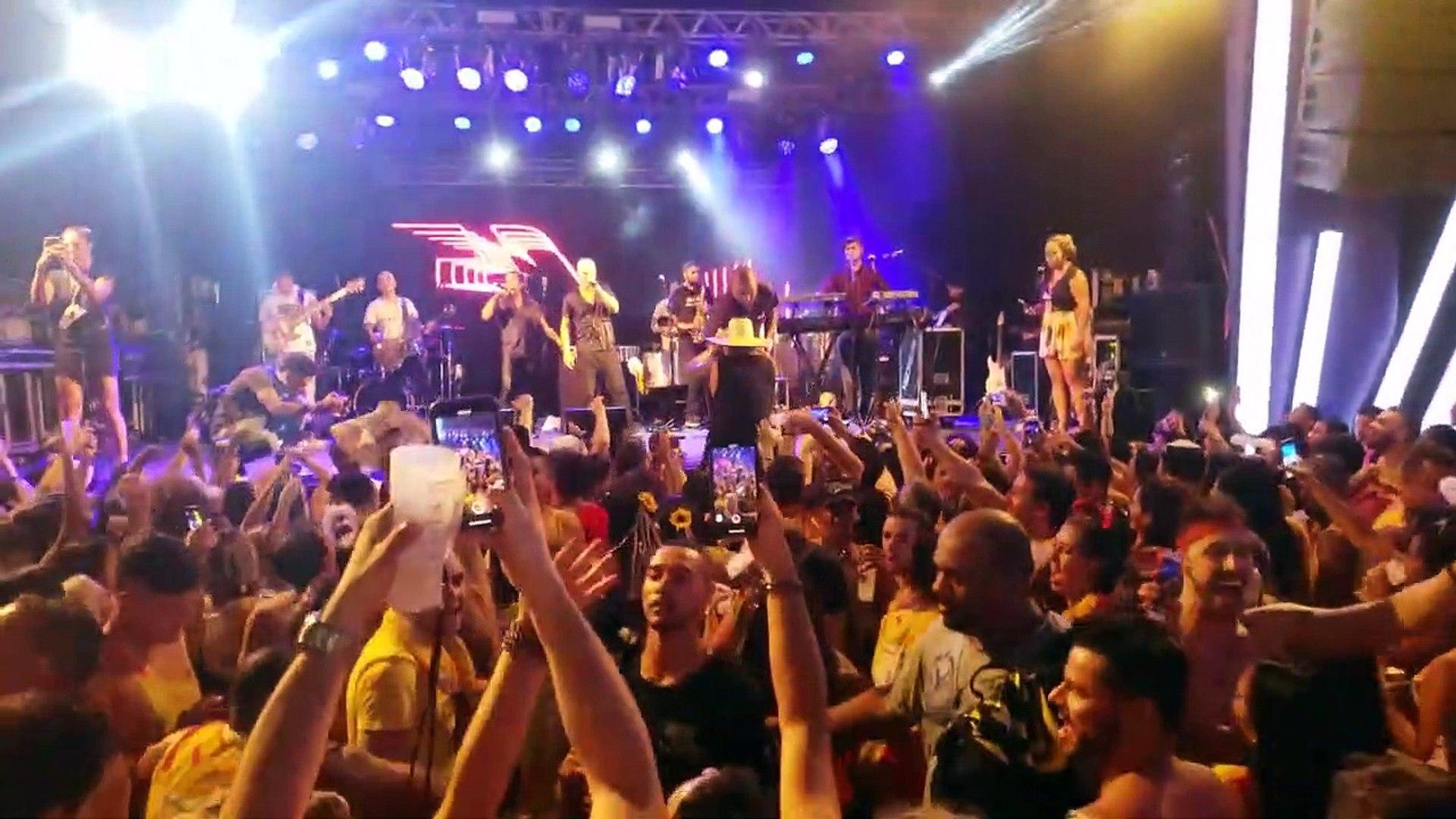 Banda EVA - Carnaval Salvador 2019 - Camarote do Nana