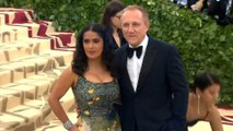Salma Hayek's happy marriage has turned her into a racism victim