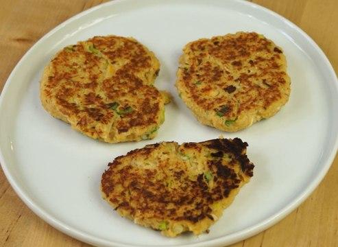 Recette des crab cakes - Click n' Cook