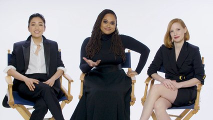 Recasted with Constance Wu, Ava DuVernay, and Jessica Chastain