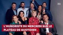 VIDEO. Quand l'équipe de Quotidien rejoue le générique de Beverly Hills 90210 pour rendre hommage Luke Perry