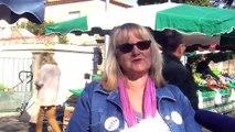 Les explications de la présidente du Comité Femmes Solidaires Régine Sonzogni.