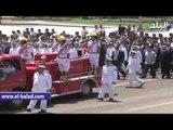 وزير الداخلية يتقدم جنازة نائب مأمور قسم شرطة فيصل