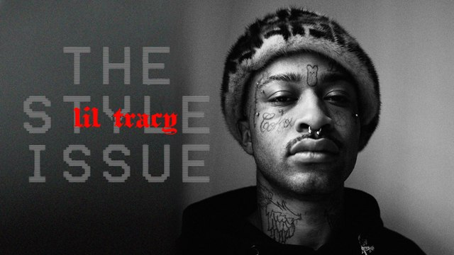 Lil Tracy's Third Life: Behind the Scenes of His FADER Cover Story