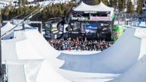 Ski Modified Superpipe Second Place Winner Aaron Blunck Highlights | Dew Tour Breckenridge 2018