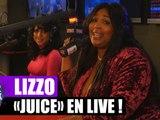 """Lizzo """"Juice"""" en live #Mrik"""