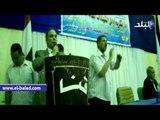 الهجان يكرم 240 طالب وطالبه من أوائل الشهادات بمحافظة قنا