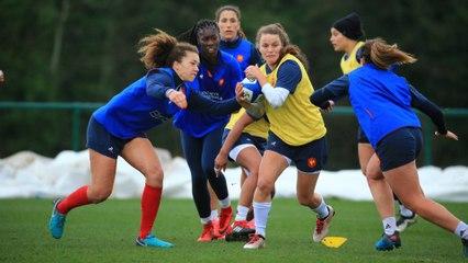 XV de France féminin : 7 l'unité !
