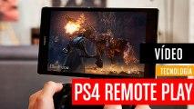 Así funciona  PS4 Remote Play
