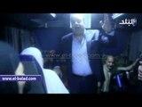 محافظ الفيوم يودع بعثة حجاج الجمعيات الأهلي