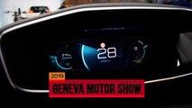 Peugeot i-Cockpit 3D HUD is a holographic digital dashboard   Geneva Motor Show