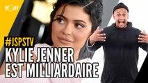 Je sais pas si t'as vu... Kylie Jenner est milliardaire