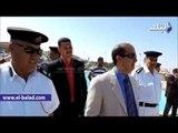 #صدى_البلد   مدير أمن مطروح يقود حملة لإزالة التعديات على أراضي الدولة