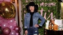 """Raquel Castro """"Urban Skin Rx Spa Pamper Party"""" Red Carpet"""