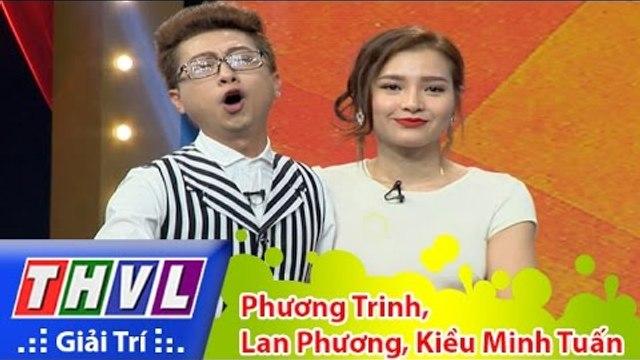THVL | Hội quán tiếu lâm Mùa 2 - Tập 7: Tiếu lâm hội - Lan Phương, Phương Trinh, Kiều Minh Tuấn