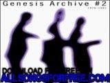 Genesis - Burning Rope (Live).