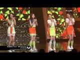 [MPD/직캠] 140828 Red velvet - 행복(Happiness)