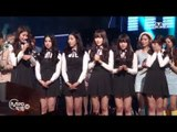 [MPD직캠] 여자친구 1위 앵콜 직캠 시간을 달려서 ROUGH GFRIEND Fancam No.1 Encore full ver. MNET MCOUNTDOWN 160218