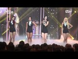 [MPD직캠] SISTAR 직캠 애처럼 굴지마 Dont Be Such a Baby SISTAR Fancam Mnet MCOUNTDOWN 150625
