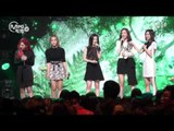 [MPD직캠] 레드벨벳 1위 앵콜 직캠 Red Velvet 7월 7일 One Of These Nights Fancam No.1 Encore full ver. @엠카_160324
