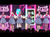 [MPD직캠] 씨엘씨 직캠 CLC 예뻐지게 High Heels Fancam @엠카운트다운_160310