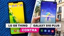 Lg G8 ThinQ vs. Galaxy S10 Plus: ¿Cuál es superior?