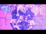 [Mirrored MPD직캠] 여자친구 FINGERTIP 거울모드 직캠(안무영상) GFRIEND Choreography Fancam @엠카운트다운_170309