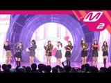 [MPD직캠] 트와이스 1위 앵콜 직캠 4K 'LIKEY' (TWICE FanCam No.1 Encore) | @MCOUNTDOWN_2017.11.9
