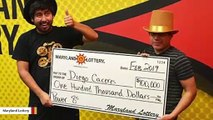 Man Buys Lottery After Fortune Cookie Tells Him It's His Lucky Day, Wins $100,000