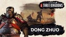 Total War : Three Kingdom - Trailer Dong Zhuo