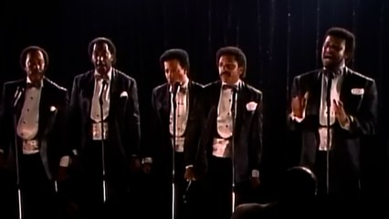 The Temptations - I Wonder Who She's Seeing Now