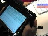 CES 2008 NoahPad UMPC