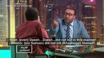 Al Jazeera Host: Even ISIS didn't kill the way Bin Salman killed Khashoggi - English subs