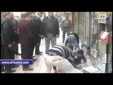 صدى البلد | حكمدار القاهرة يأمر صاحب مقهى بإزالة الإشغالات بوسط البلد