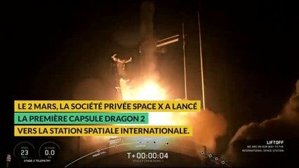 Etats-Unis : bientôt des hommes dans l'espace ?