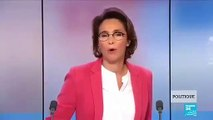 """Une journaliste de France 24 protégée par 10 cars de CRS après ses propos virulents à l'antenne contre les """"gilets jaunes"""""""
