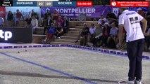 Odyssée 2018 des Champions à Montpellier : Demi-finales