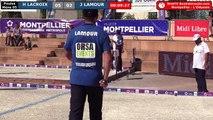 Odyssée 2018 des Champions à Montpellier : 2èmes de poule LACROIX vs LAMOUR