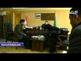صدى البلد | محافظ الفيوم يستقبل أسرة الشاب المصاب بالأردن ويستجيب لمطالبهم