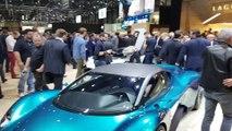 Aston Martin Vanquish Vision Concept au salon de Genève 2019