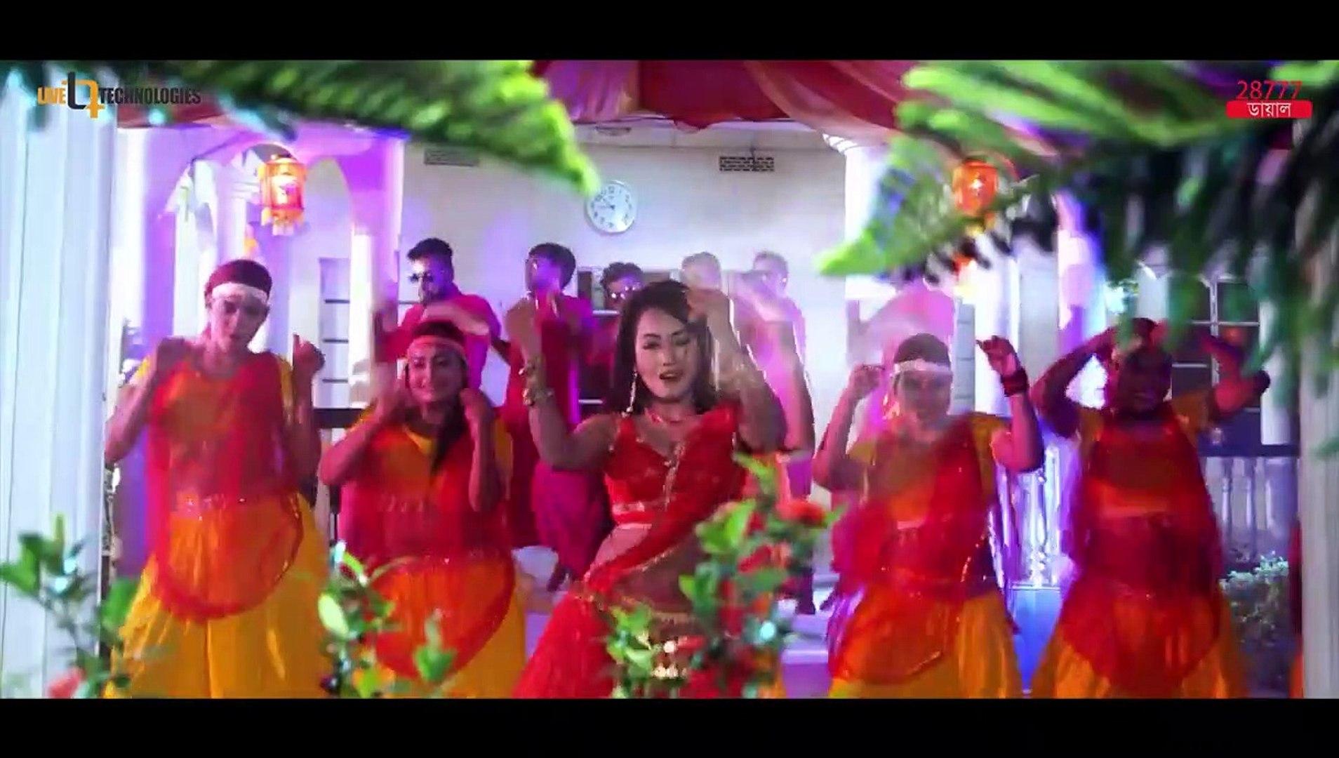 Jhakanaka (Item Song) | Achol | DJ Sohel | Daag Hridoye Bangla Movie 2019 -  video dailymotion