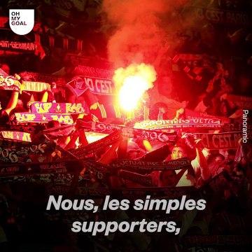 La lettre d'un supporter parisien après la défaite face à Manchester