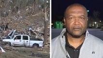 Tornade dans l'Alabama : un homme a perdu 10 membres de sa famille