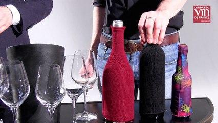 Peut-on consommer une bouteille de vin oubliée au congélateur?