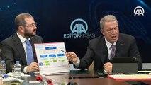 Bakan Akar, yeni askerlik sisteminin detaylarını açıkladı