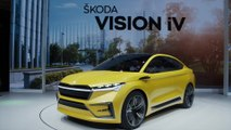 ŠKODA VISION iV Designers - Geneva Motor Show 2019