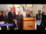 صدى البلد | وزير الثقافة ومحافظ البحيرة يفتتحان معرض الكتاب بدمنهور